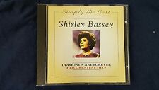 BASSEY SHIRLEY - DIAMONDS ARE FOREVER. HER GREATEST HITS. CD