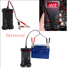 Car 12V Autos Digital Battery Tester Voltmeter Charging System Analyzer