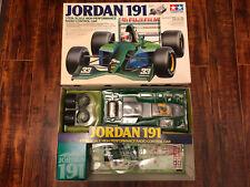 Vintage 1991 Tamiya Jordan 191 1/10 R/C #58103 NIB