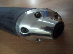 HONDA CB600F HORNET PC36 03-04   Auspuff   Exhaust Endschalldämpfer 11.000km!