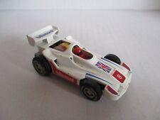 DARDA Auto Rennwagen Blizzard No. 8 weiß