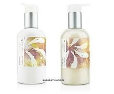 Lot of 2 New Thymes Tiare Monoi Hand Lotion and Hand Wash 8.25 fl oz Each