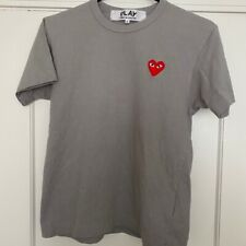 comme des garcons cdg Play Tshirt