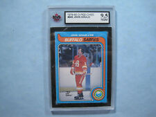 1979/80 O-PEE-CHEE OPC NHL HOCKEY CARD #282 JOHN GOULD KSA 9.5 NEAR GEM MINT