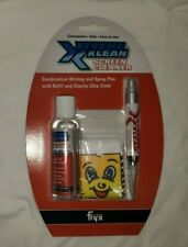Xtreme Klean Screen Cleaner Spray PenRefill Cloth for Computer Smartphone Tablet