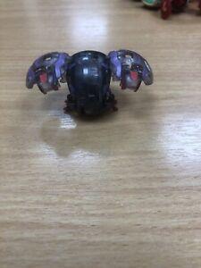 Bakugan Darkus Translucent Clear Dual Hydranoid 650g #450 - Masquerade
