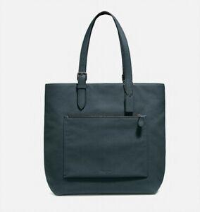 Coach Men's Pebble Leather Cypress Metropolitan Soft Tote 32248