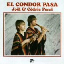 El Condor Pasa - Joel Francisco Perri (1994) Audio CD