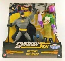 SHADOWTEK BATMAN JOKER FIGURE 2PK 2006 MATTEL TRU EXCLUSIVE