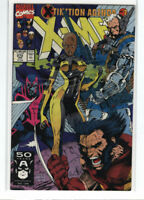 Uncanny X-men #272 Chris Claremont Jim Lee Wolverine Storm Cable 8.0