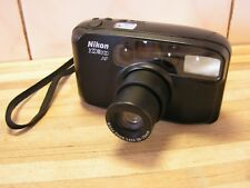 With Warranty Nikon Zoom 200 AF, 35mm Film Camera, LCD, VGC
