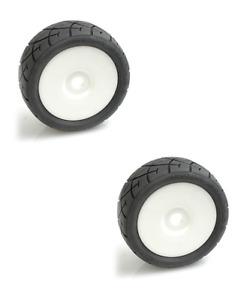Schumacher VENOM 1:8th Buggy Road Tyre on Dish Wheel 1 PR U6732 17mm Hex
