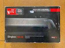 SLINGBOX PRO HD MEDIA STREAMING DEVICE NEW BOXED