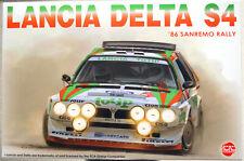 1986 Lancia Delta S 4 San Remo Rallye 1:24 Beemax Nunu 24005