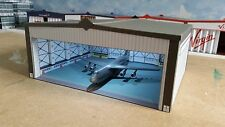 1/400 Illuminated Hangar for up to A380 / B747 size  ( Colours Optional )