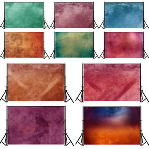 Art Tie-dyed Style Photography Background Studio Photo Backdrops Prop