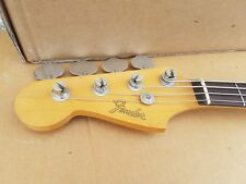 1986 FENDER LEFT HAND JAZZ BASS