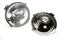 Scheinwerfer 2 x  Fiat 850 N Coupe Lancia A 112 1100 new pair headlamp H4