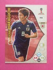 ADRENALYN XL CARD WC RUSSIA 2018 - N.198 HARAGUCHI JAPAN GIAPPONE