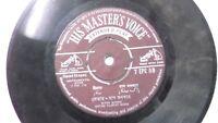 VILAYAT KHAN   INSTRUMENTAL SITAR  rare EP RECORD 45 vinyl INDIA  VG+
