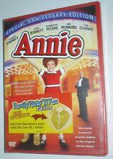 Annie (DVD, 2004, Special Anniversary Edition), NEW & SEALED, BEST FRIEND CHARM