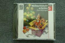 """""""Weihnachtslieder Zum Mitsingen"""" Christmas Sing Along, Austria import, NEW CD"""
