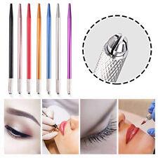 Permanent Makeup Eyebrow Tattoo Manual Pen Pencil Microblading Tattoo Machine