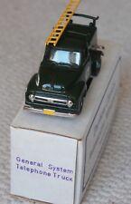 durham classics general systems telephone truck 1/43