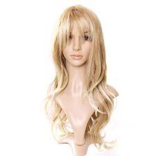 Fashion Damen 55cm lang Peruecke Dekoration - Golden GY