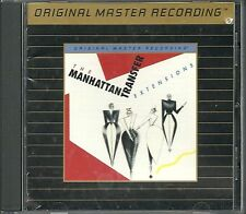 Manhattan Transfer, The Extensions MFSL Gold CD UDCD 578 Cut Out