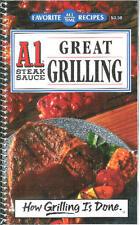 A1 Steak Sauce Great Grilling A.1. Nabisco, Inc. (