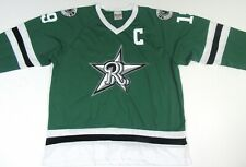 Frisco RoughRiders Dallas Stars Jersey Promotional Giveaway Adult Medium