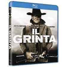 Blu Ray IL GRINTA - (1969)  ***  John Wayne *** ......NUOVO
