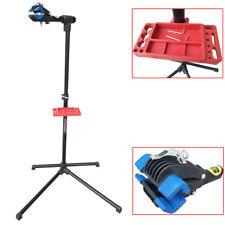 Folding Adjustable Bicycle Maintenance Repair Stand Rack Mechanic Workstand DCUK