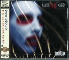 MARILYN MANSON-THE GOLDEN AGE OF GROTESQUE-JAPAN SHM-CD D50