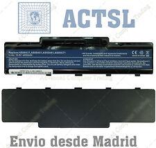 BATERIA Portatil 4400mAh ACER eMachines: G625, G627, G630, G725, E430