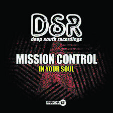 MISSION CONTROL - IN YOUR SOUL [EP] USED - VERY GOOD CD