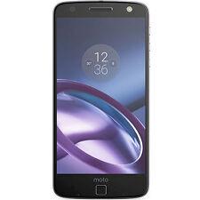 Motorola Moto Z 32GB Unlocked Android Mobile Smartphone XT1650-03 Camera Black