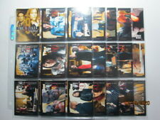 2003 THE X-FILES: SEASON 9 - COMPLETE BASE SET ( 90 ) CARDS + CHASE CARDS