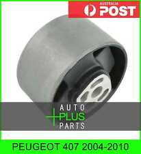 Fits PEUGEOT 407 2004-2010 - Rubber Bush Engine Mount Steady