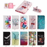 For Samsung Galaxy S7&Edge&Plus Phone Protector Flip Leather Wallet Cover Case