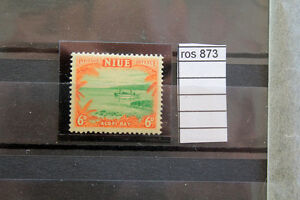 NIUE OLD    LOT STAMPS  MNH** GEORGE VI  (ROS873)