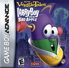 Larry Boy And The Bad Apple GBA New Game Boy Advance