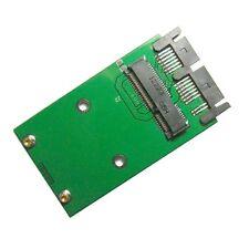 """3.3v mSATA 18+8pin to 1.8"""" Micro SATA 16pin Adapter PCBA for SSD Hard Disk drive"""