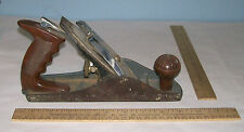 BUCK BROS - HAND PLANE - Vintage TOOL - 9 1/2 inches long - MADE IN U.S.A.