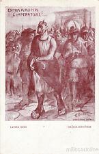 * WWI - Satirical - Latina Gens, Entra a Roma l'Imperatore - Blasetti
