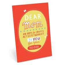 Perfect festa della mamma regalo per la mamma: cara mamma-un' attività Arts & Crafts Opuscolo