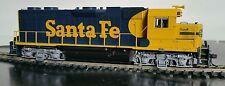 ATLAS MASTER HO GP38 DCC Locomotive #8963 Santa Fe ATSF No Engine Number