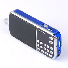 Hi-Rice SD-101 Portable FM AM radio USB TF Mp3 Player digital speakers
