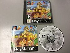 Sony Playstation 1 Ps1 Lion And The King 2 Phoenix